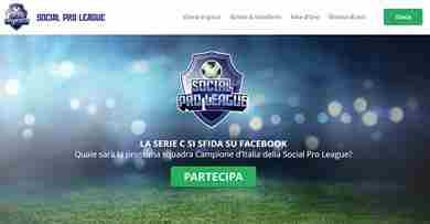 Entra nel vivo la Social Pro League