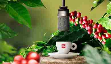 Illy in festa con Thanks 4 the Coffee